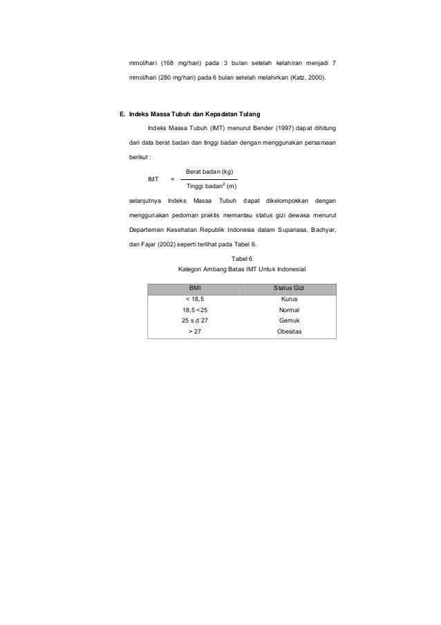 HUBUNGAN OBESITAS DENGAN PREDIABETES PADA MAHASISWA UNIVERSITAS LAMPUNG TAHUN 2013