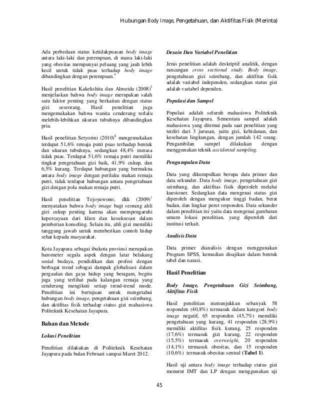 HUBUNGAN OBESITAS DENGAN KEJADIAN HIPERTENSI PADA MASYARAKAT