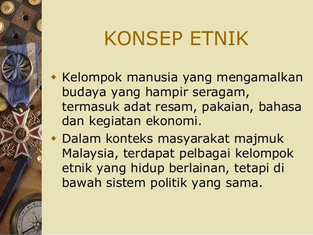 Hubungan Etnik 1