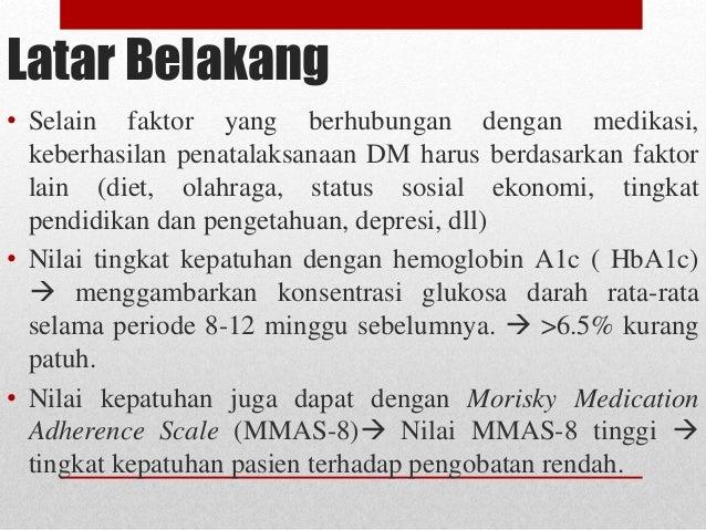 FAKTOR-FAKTOR YANG MEPENGARUHI KEPATUHAN DIET DIABETES PADA PASIEN DIABETES MELLITUS TIPE 2