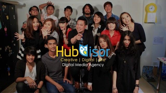 Digital Media Agency Creative | Digital | Life