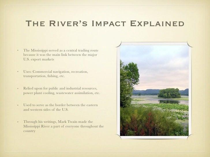 huck finn mississippi river keynote
