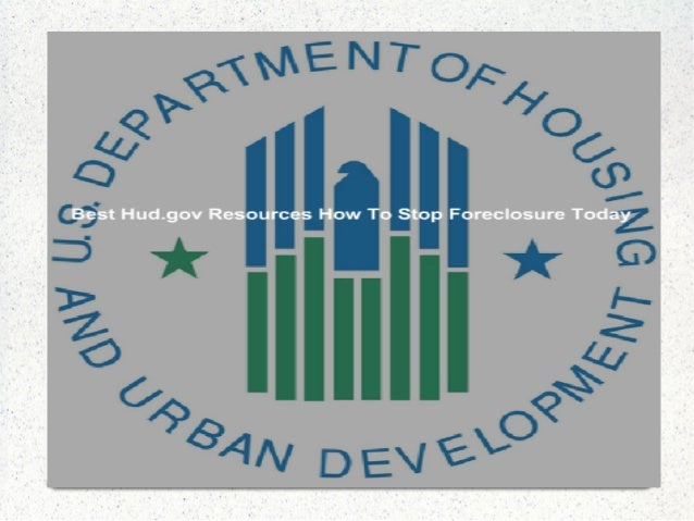Hud.Gov Resources