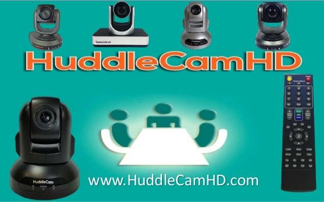 www.HuddleCamHD.com