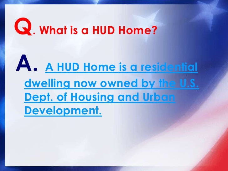 HUD Homes for Sale - Create Explosive Spotlight Ads on Facebook and T…
