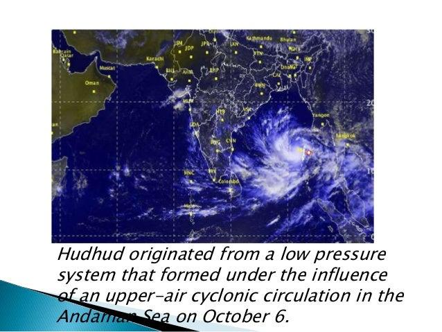 case study cyclone hudhud