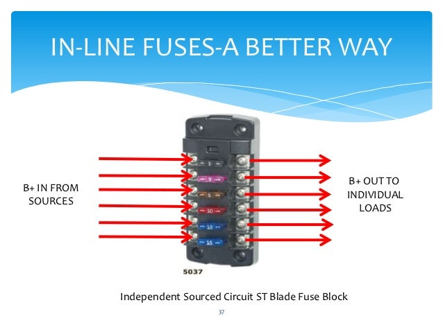 voltage drop, ampacity and in line fuses In Line Fuse Box In Line Fuse Box #3 inline fuse box
