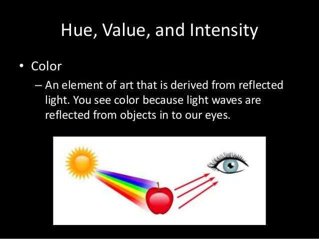 Color Value Nature