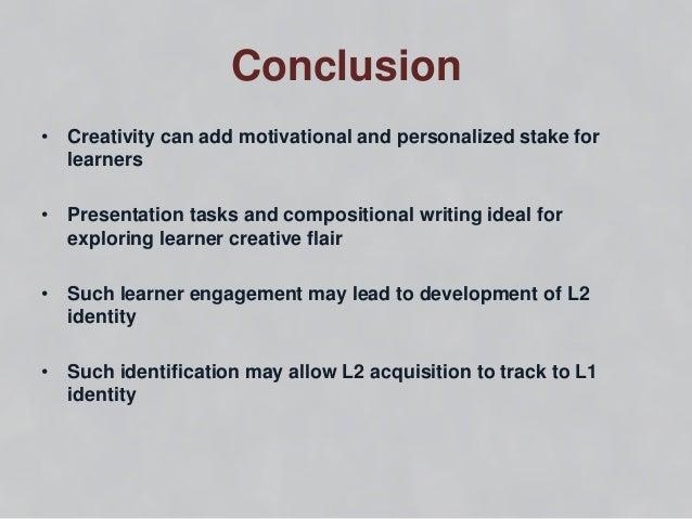 Creativity dissertation