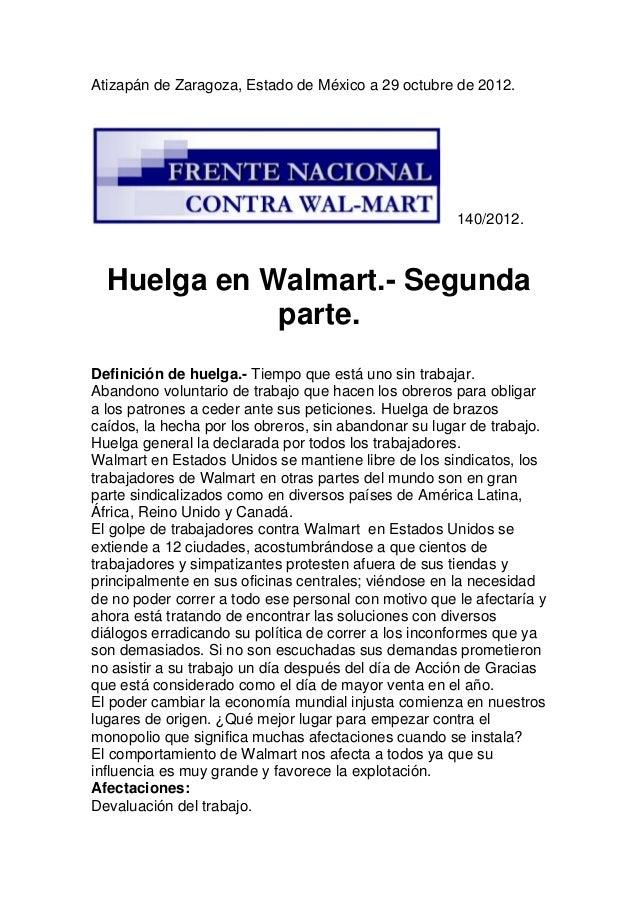 Atizapán de Zaragoza, Estado de México a 29 octubre de 2012.                                                      140/2012...