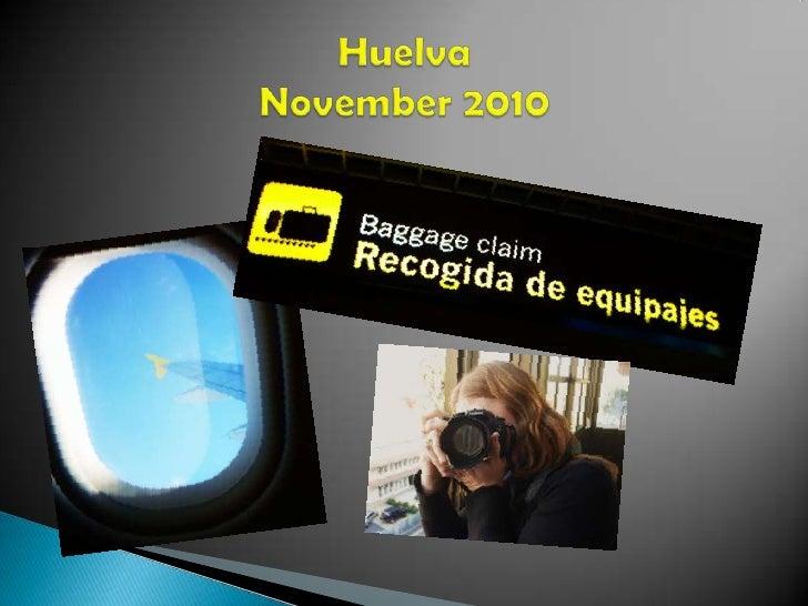 HuelvaNovember 2010<br />