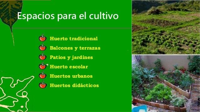 El Huerto Ecológico 2003