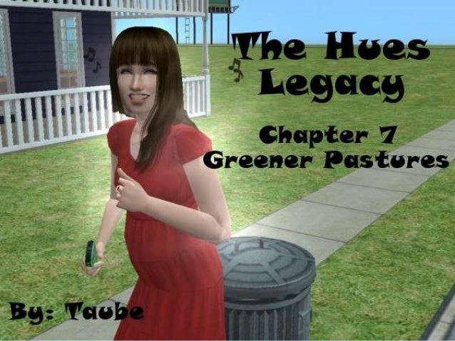 Welcome back to the Hues Legacy, a color-themed joint legacy betweenHaleigh/meadowthayer and me, Roxanne/Taube. When we le...