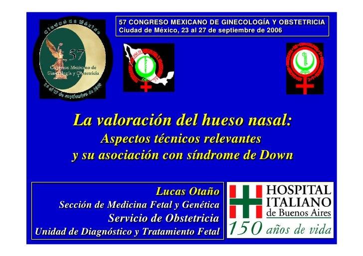 57 CONGRESO MEXICANO DE GINECOLOGÍA Y OBSTETRICIA                   57 CONGRESO MEXICANO DE GINECOLOGÍA Y OBSTETRICIA     ...