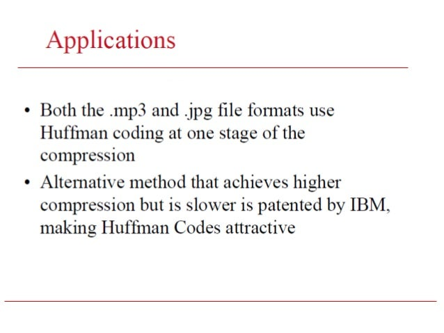 Data compression basics & huffman coding ppt video online download.