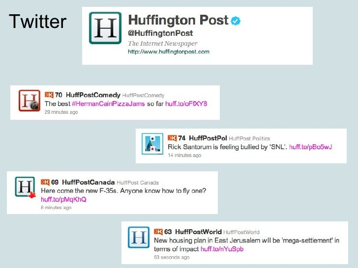 how to get on huffington post