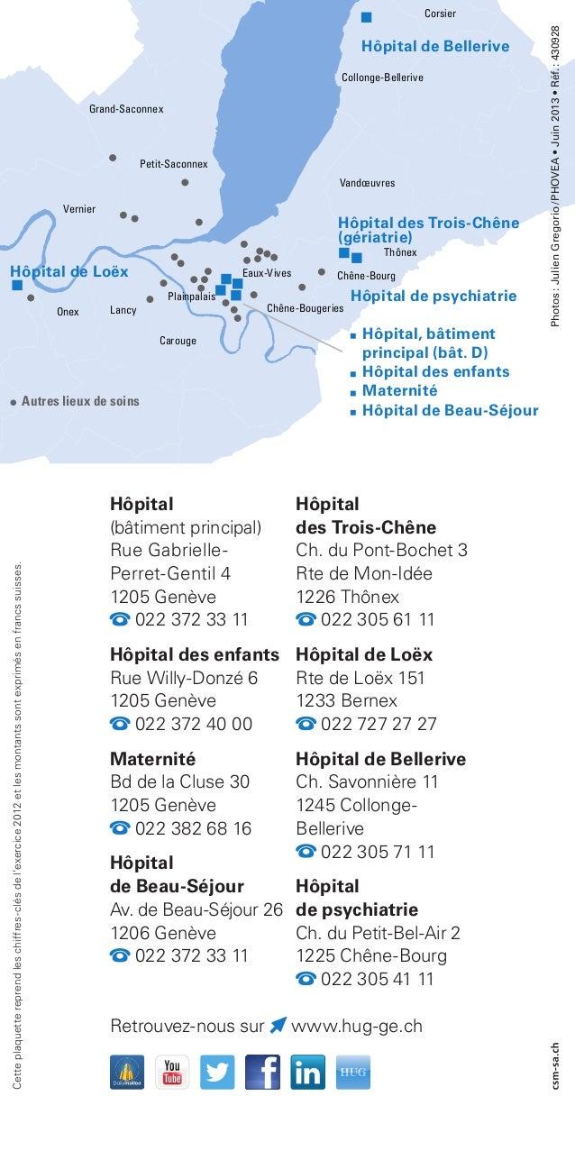 Vernier Lancy Collonge-Bellerive Petit-Saconnex Onex Corsier Thônex Plainpalais Vandœuvres Grand-Saconnex Carouge Chêne-Bo...