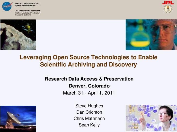 Hughes RDAP11 Data Publication Repositories