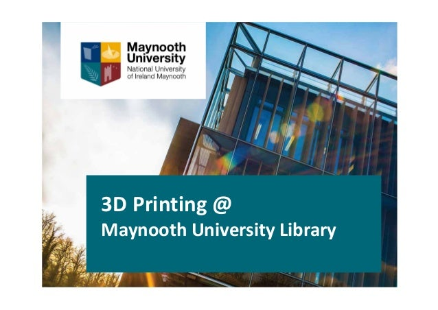 National university of ireland maynooth library