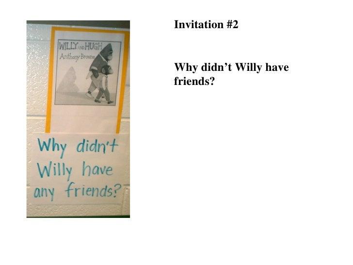 Hugh u0026 Willy
