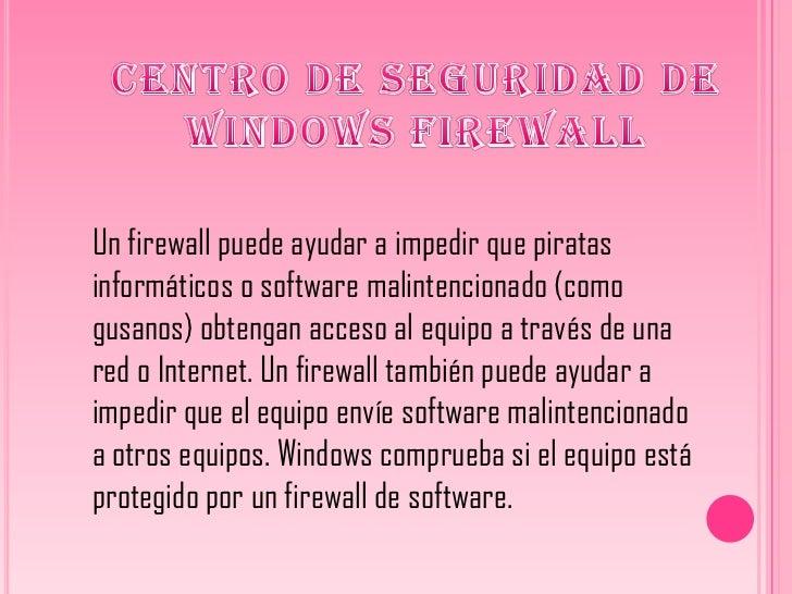 La protección contra el software malintencionado, tambiéndenominado malware puede ayudar a defender el equipo delos virus,...