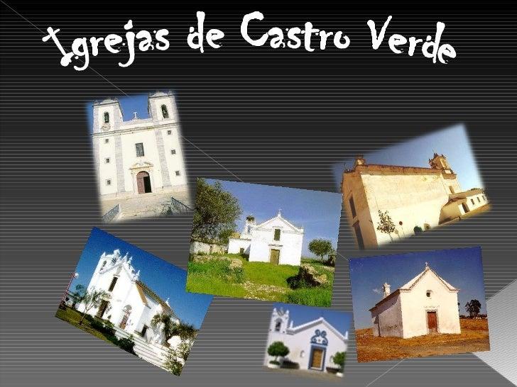 Igrejas de Castro Verde