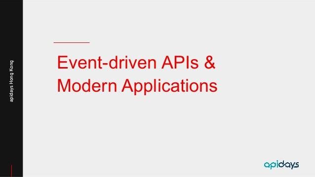 apidays LIVE Hong Kong 2021 - Event-driven APIs & Schema governance for Apache Kafka by Hugo Guerrero, Red Hat Slide 3