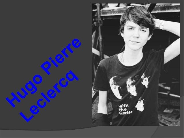 Madeon Hugo Leclercq, dit Madeon, néà Nantes le 30 mai 1994, est un DJ etproducteur français de musiqueélectronique.