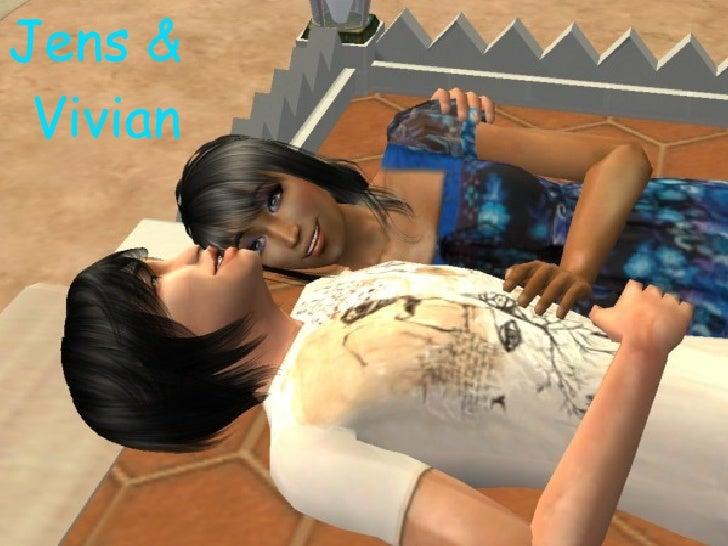 <ul>Jens & Vivian </ul>