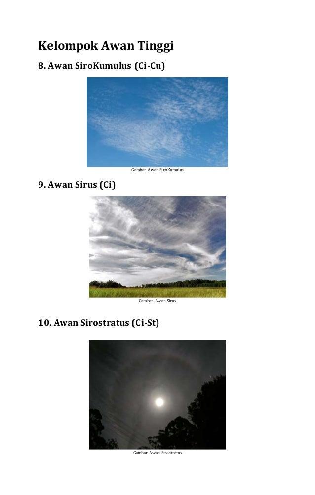 91+ Gambar Awan Sirokumulus HD
