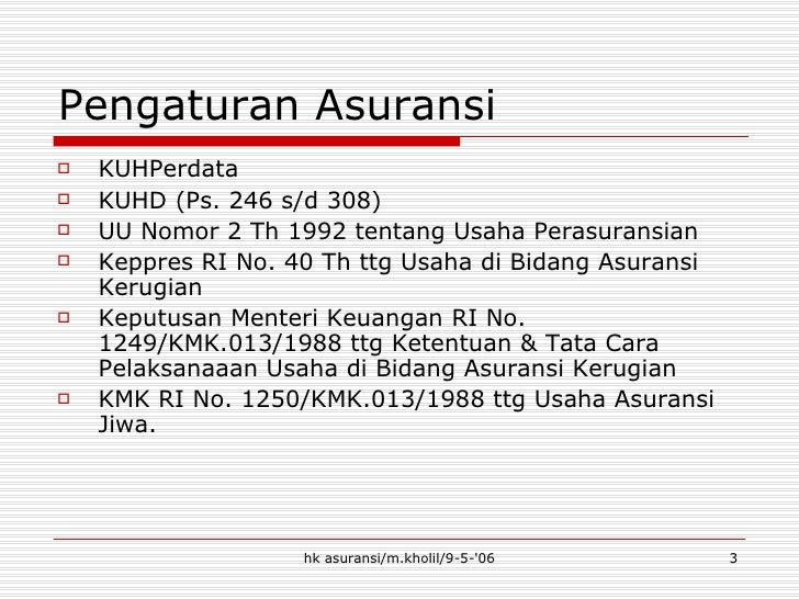 Image Result For Pengertian Hukum Asuransi