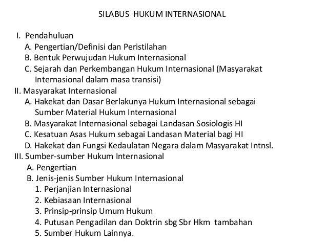 Hukum internasional Slide 3