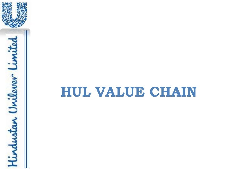value chain of hul The latest tweets from hindustan unilever (@hul_news)  find out how we enhance livelihoods in our value chain to create a more inclusive business https:.