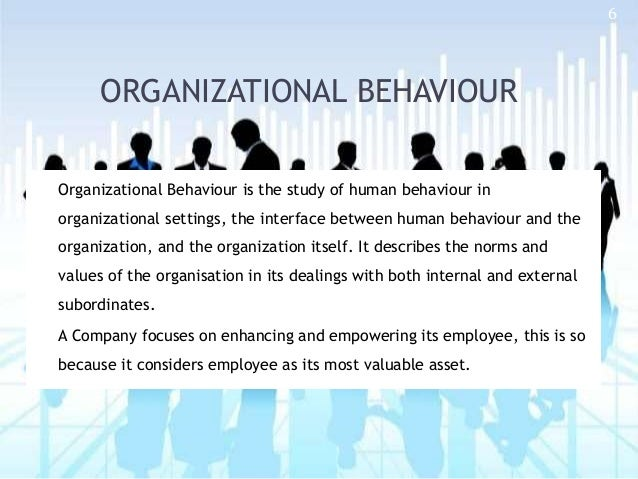 unilever organizational behaviour The course introduces the fundamental principles of organisational behaviour by  examining psychological theories into human behaviour at work.