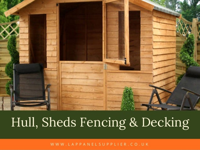 Are You Looking For Decking Hull