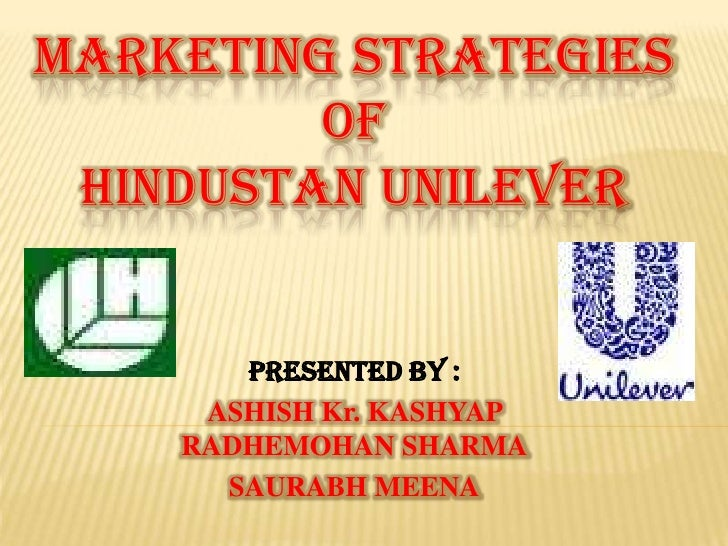 promotional strategies of hul