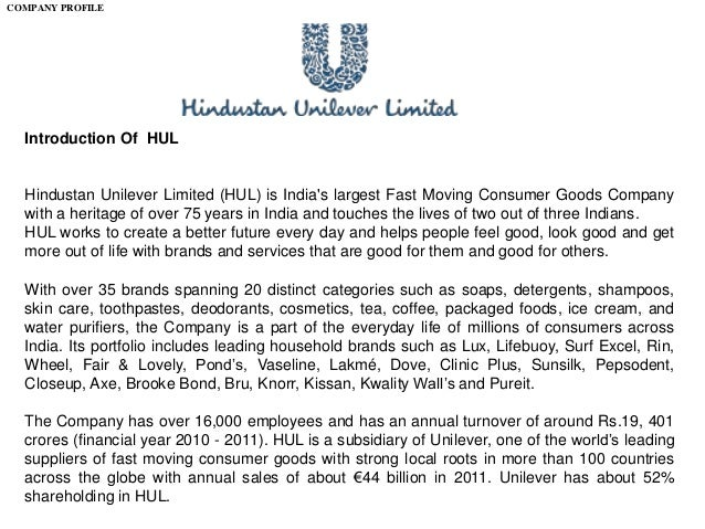 price elasticity in demand in hindustan unilever limited Free essays on pantene shampoo and marketing communication of hindustan unilever limited elasticity, and demand.