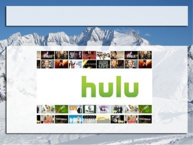 HuluHuluHulus mission is to help you find and enjoy theworlds premium content, when, where and howyou want it. Our library...