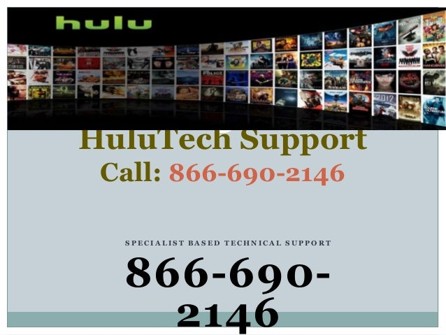Hulu Customer Support Number 866 690 2146