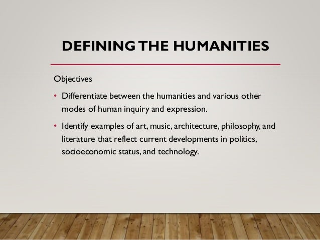 what is the value of studying the humanities in a business or technical curriculum?