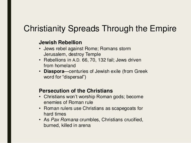 jews christians greeks and romans Why greeks hate jews, or talmud and tragedy: leading to the rise of christianity in the greek world under roman but i get on fine with jews,greeks.