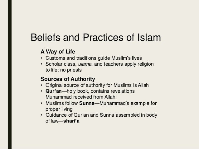 MODERN ISLÂM