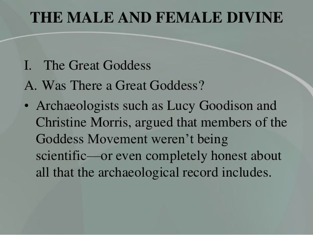 similarities of male and female divine Is jesus christ male  as in, he has a human male nature but he also really is divine  he was birthed by a human female jesus would either be a male or female.