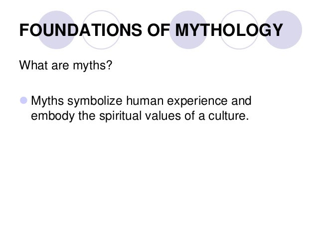 the foundations of mythology Our foundations of world history curriculum is easy to use, is filled with the best resources and books, is designed for the entire family to use together, and constantly uses the bible as the best living book ever.