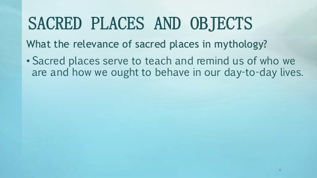 hum 105 sacred places in mythology Entire course link  hum 105 week 5 sacred destination prepare a presentation about a sacred place in mytholo.