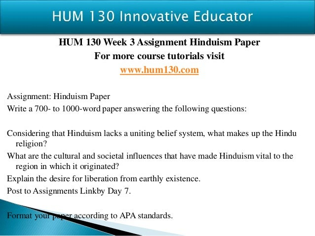 hum 130 week 7 I have to write an essay for my hum 130 class on a chosen religion that is not my own, i have chosen is judaism as part of the essay i have to interview someone of the jewish faith, but i don&#39t personally know anyone so i am turning to the internet.