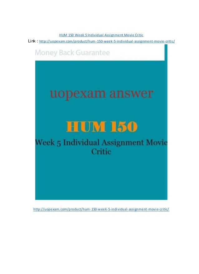 hum 114 week 5 Start studying week 5 knowledge check - hum/114 learn vocabulary, terms, and more with flashcards, games, and other study tools.