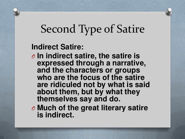 What is juvenalian satire