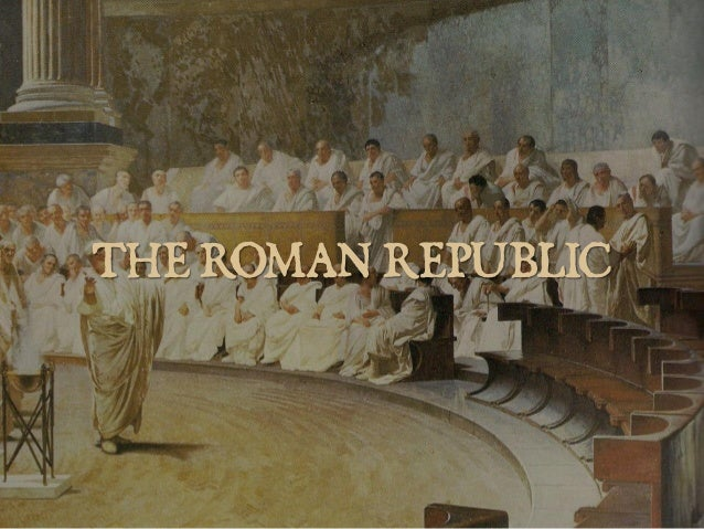 How democratic was the roman republic