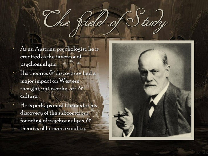 Why were sigmund freud's contributions important to western society?